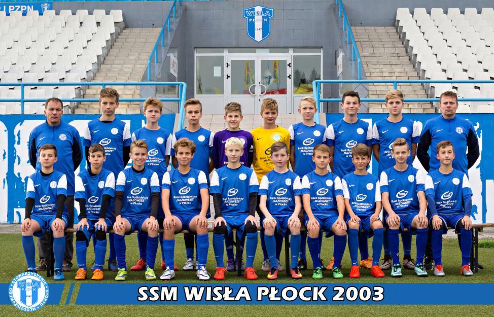 Roczniki · Stowarzyszenie Sportu Młodzieżowego Wisła Płock